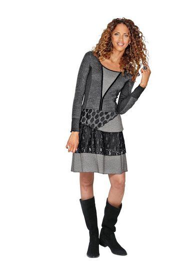 LINEA TESINI by Heine Strickkleid »Jersey-Kleid«