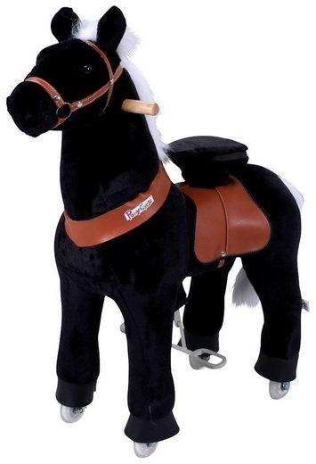 PonyCycle Reittier »Black Beauty«, Pferd Größe: M