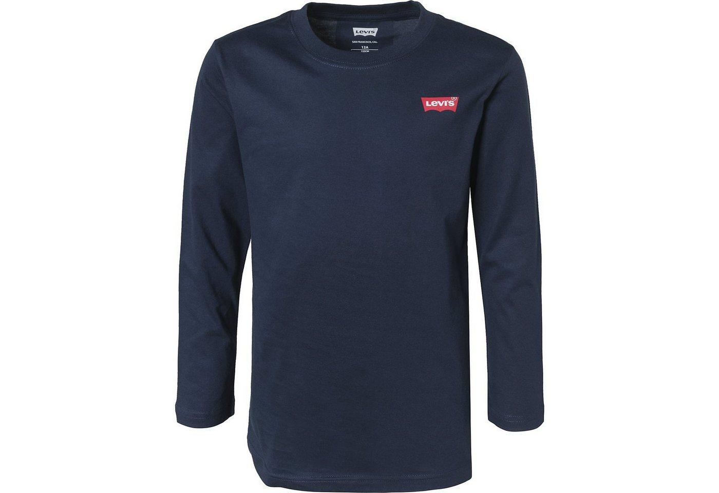levi's® -  Langarmshirt mit Rückenprint für Jungen