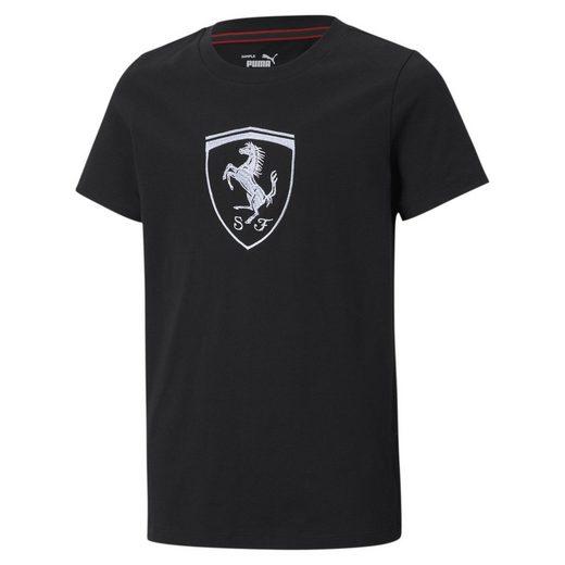 PUMA T-Shirt »Scuderia Ferrari Racing Jugend T-Shirt +«