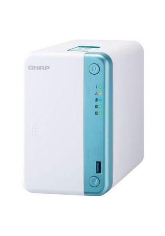 QNAP Turbo NAS TS-251D-2G NAS-Server
