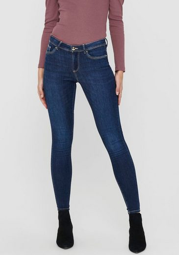 Only Skinny-fit-Jeans »ONLYWAUW«