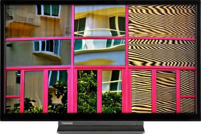 Toshiba 24WL3C63DA LED-Fernseher (60 cm/24 Zoll, HD ready, Smart-TV)