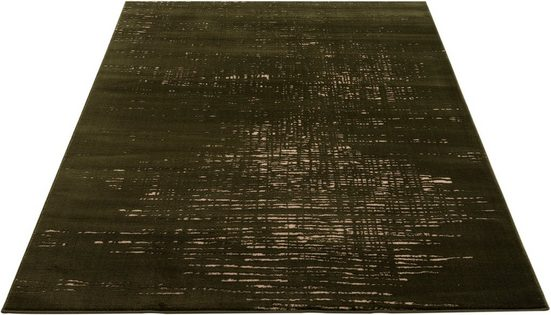 Teppich »Ariano«, Home affaire, rechteckig, Höhe 12 mm, Hoch-Tief-Struktur, Wohnzimmer