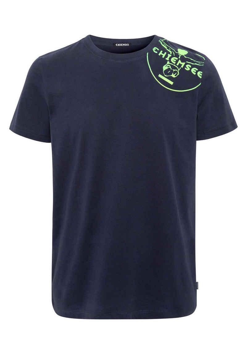 Chiemsee T-Shirt »aus weicher Sweatware«