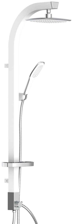 Schütte Brausegarnitur »Madagaskar«, Höhe 123 cm, Set, Durchmesser 17,5 cm