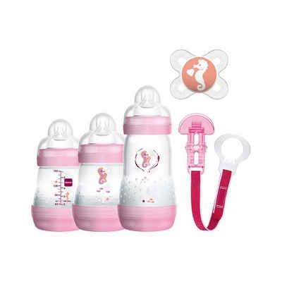 MAM Babyflasche »Weithals Flaschen Starterset Anti Colic, 2x160 ml«