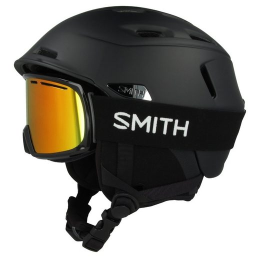 Smith Skatehelm »Camber Range Integrated Combo Pack«