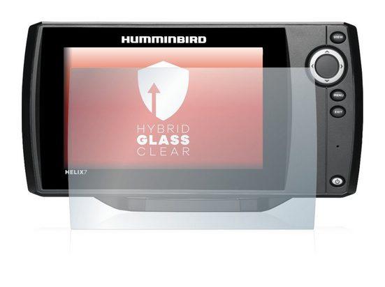 upscreen Schutzfolie »Panzerglasfolie für Humminbird Helix 8«, Schutzglas Glasfolie klar