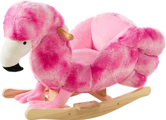 Heunec® Schaukeltier »Flamingo«