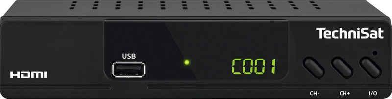 TechniSat »HD-C 232 HD-« Kabel-Receiver (mit HDMI, USB Mediaplayer)