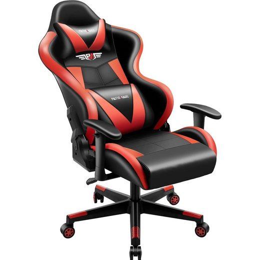 Mucola Gaming Chair »Gamingstuhl Bürostuhl Racing Stuhl Schreibtischstuhl Chefsessel Schreibtischstuhl«