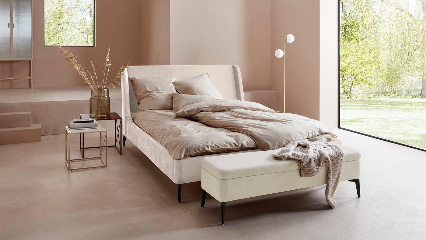 Sorgt für Gemütlichkeit im Schlafzimmer: das Polsterbett »Mayra« aus der Ko günstig online kaufen