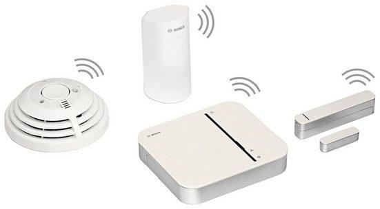 BOSCH Smart Home Set »Sicherheits Starter-Paket«, 4-teilig