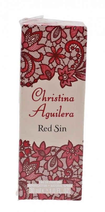 Christina Aguilera Eau de Parfum »Christina Aguilera Red Sin Edp Spray«