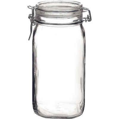 Bormioli Rocco Einmachglas »FIDO Einmachglas 162cl 6er Set«, Glas