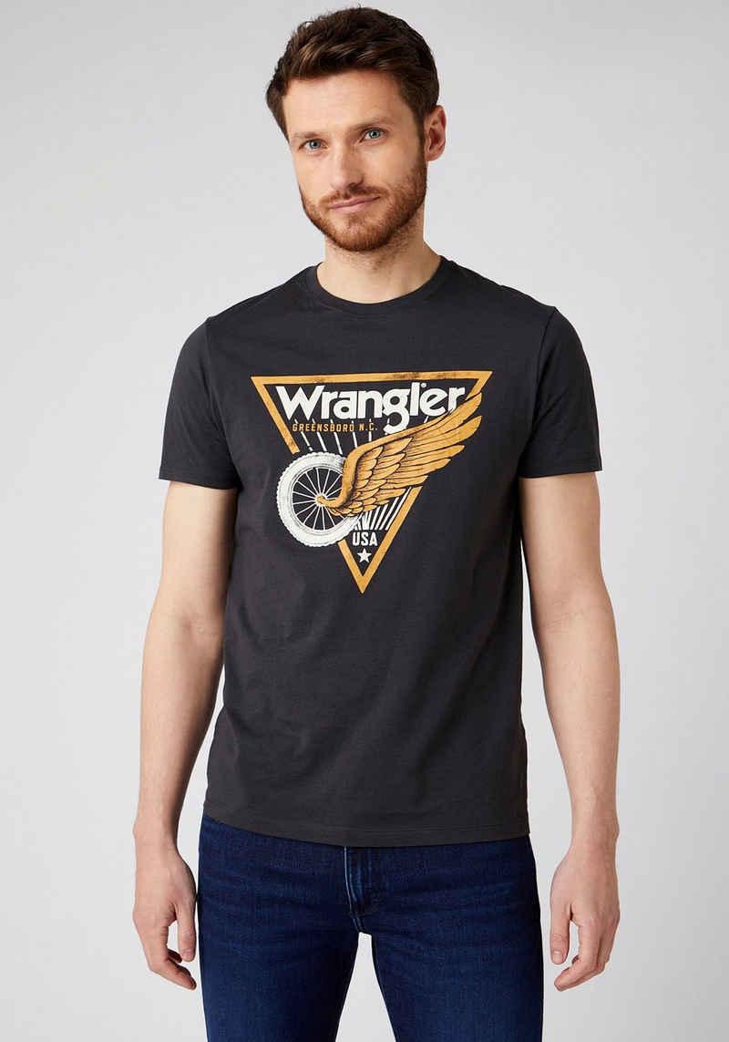 Wrangler T-Shirt »Americana«