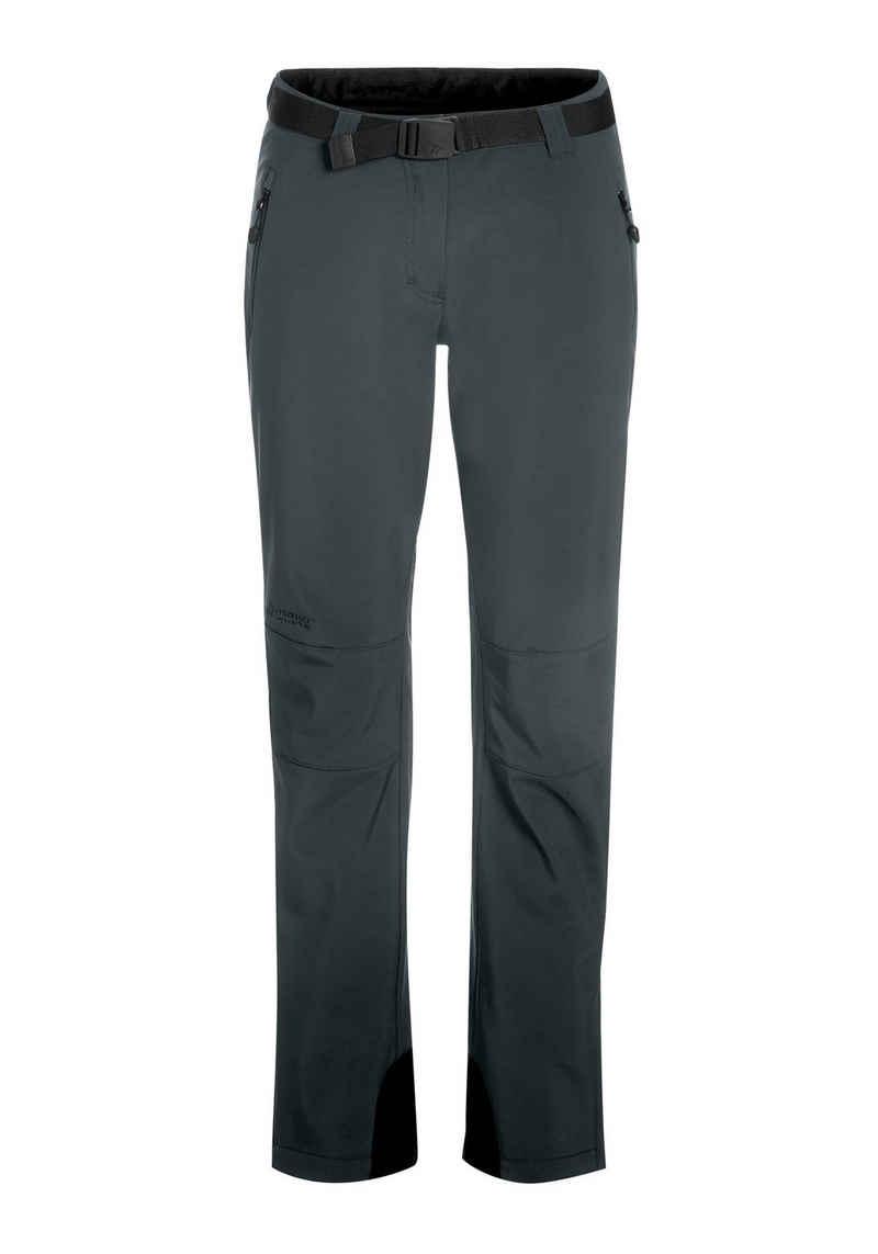Maier Sports Funktionshose »Tech Pants W« Warme Softshellhose, elastisch und winddicht