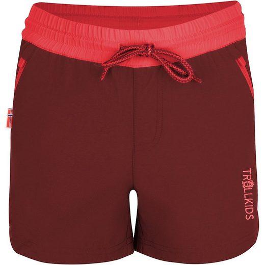 TROLLKIDS Shorts »Shorts ARENDAL mit UV-Schutz für Mädchen«