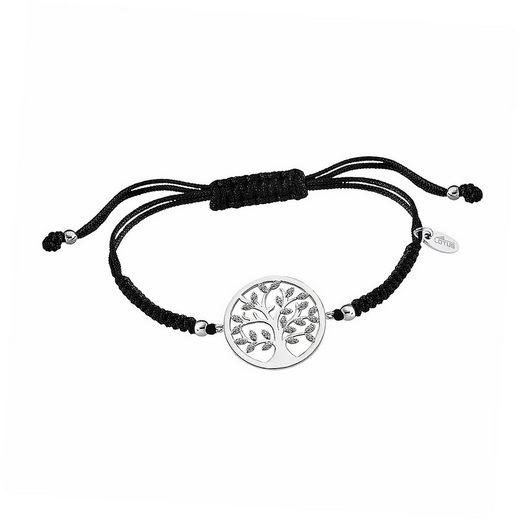 LOTUS SILVER Silberarmband »JLP1892-2-2 Lotus Silver Lebensbaum Armband«