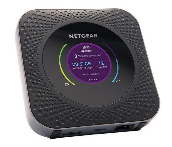 NETGEAR Nighthawk MR1100-100EUS »weltweit erste Gigabit-LTE-Mobile-Hotspot-Router«