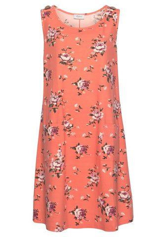 Boysen's Suknelė iš bedrucktem Jersey