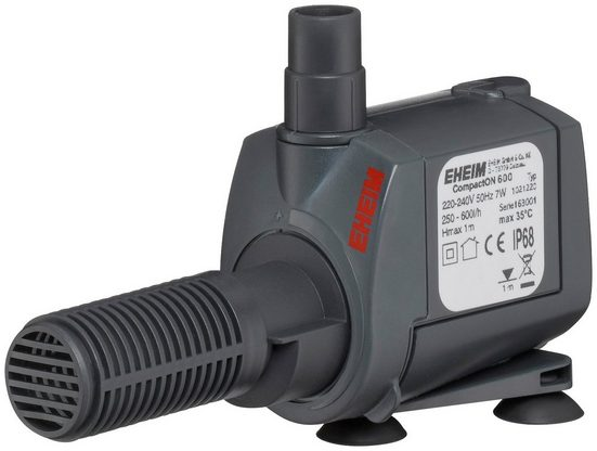 EHEIM Aquarienpumpe »compactON 600«, 600 l/h