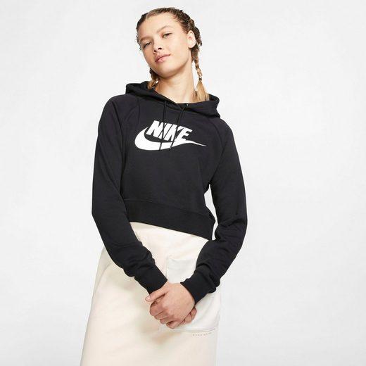 Nike Sportswear Kapuzensweatshirt »ESSENTIAL WOMENS CROPPED HOODIE«