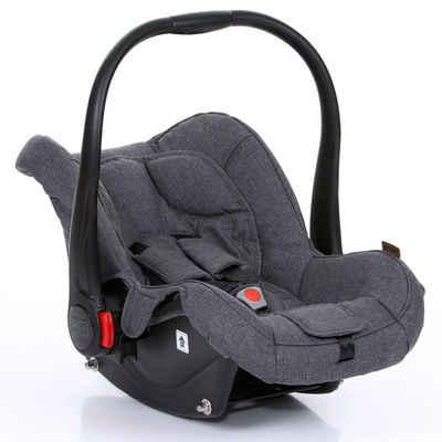 ABC Design Babyschale »Diamond Special Edition - Asphalt«, 3.4 kg, (1-tlg), Gruppe 0+ Baby Autositz - ab Geburt bis 13 kg