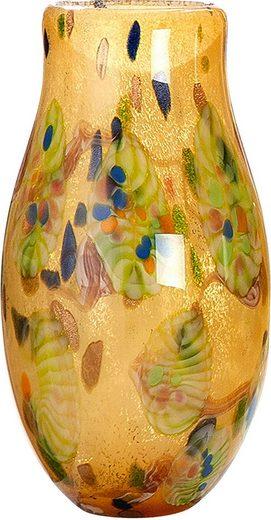 GILDE GLAS art Dekovase »Primavera 2«