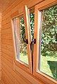 WOLFF FINNHAUS Gartenhaus »Lappland 70-A«, BxT: 550x610 cm, inkl. Fußboden, Bild 2