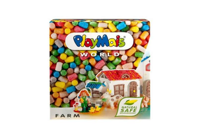 PlayMais Kreativset »World Farm«, (1000-tlg)