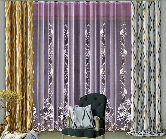 Vorhang »Luisa«, Rodnik, Kräuselband (1 Stück)