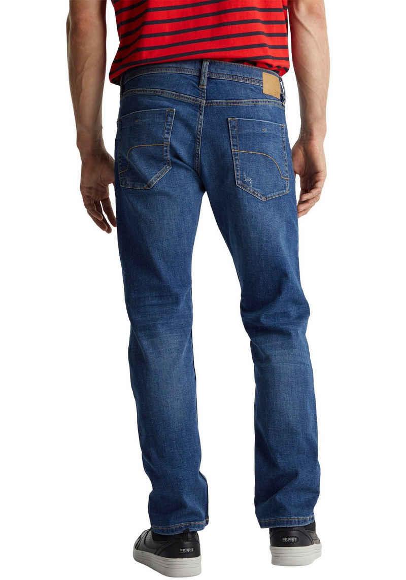 edc by Esprit Gerade Jeans im 5-Pocket-Style