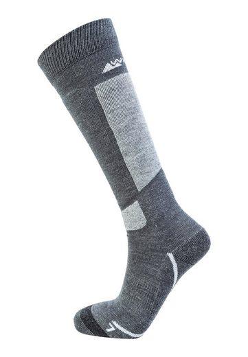 WHISTLER Socken »Corinth« (2-Paar) mit hohem Wollanteil