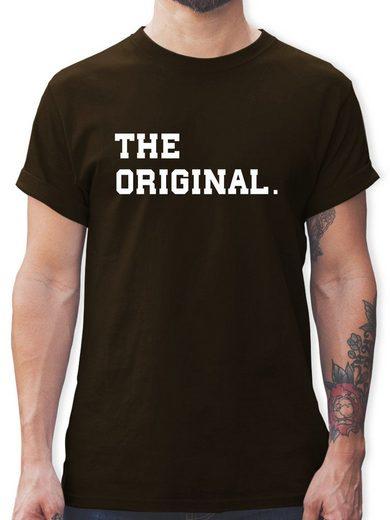Shirtracer T-Shirt »The Original The Remix Eltern - Herren Premium T-Shirt - T-Shirts«