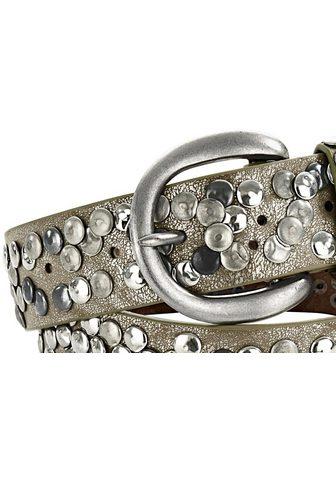 heine Diržas su kniedėmis su Metallnieten