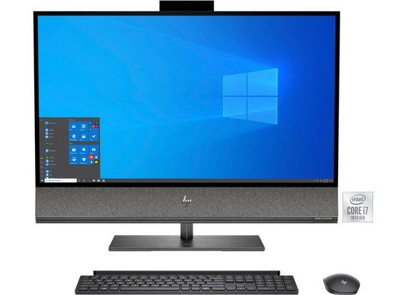HP ENVY 32-a1001ng All-in-One PC (31,5 Zoll Intel® Core i7 i7-10700, RTX 2070, 32 GB RAM, 2000 GB HDD, 1000 GB SSD, 80 cm(31,5) Intel Core i7,1 TB + 2 TB+32GB, 32 GB)