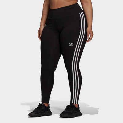 adidas Originals Leggings »ADICOLOR CLASSICS 3-STREIFEN ? GROSSE GRÖSSEN«
