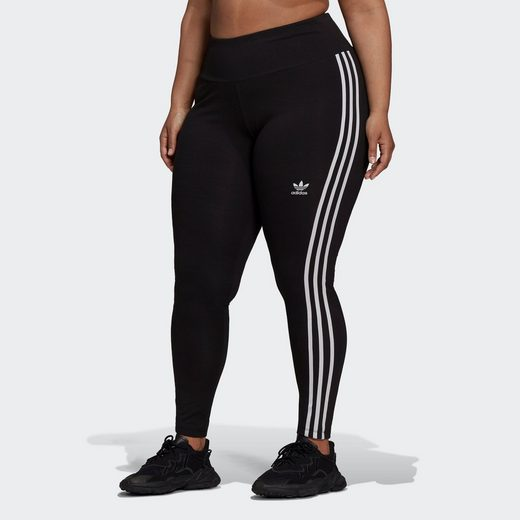 adidas Originals Leggings »ADICOLOR CLASSICS 3-STREIFEN GROSSE GRÖSSEN«