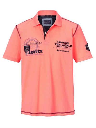 Babista Poloshirt bedruckt und bestickt