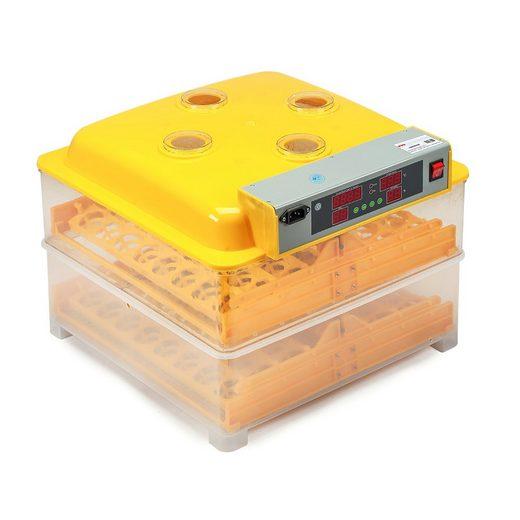 Mucola Hühnerstall »Inkubator 96 Eier Brutapparat Geflügel Brutkasten Brutautomat Brutmaschine Brutschrank Brutgerät Automatisch«