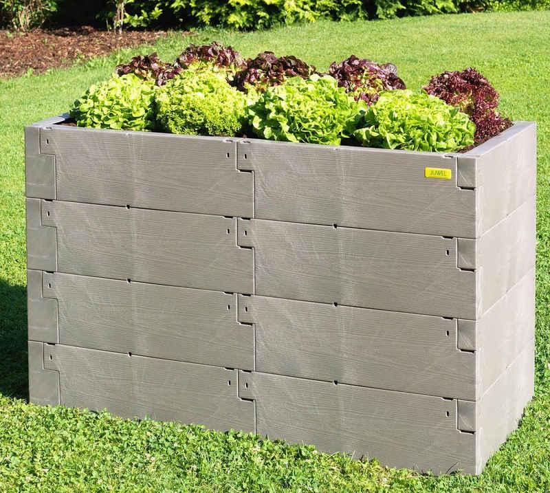 Juwel Hochbeet »Timber«, BxTxH: 130x60x80 cm