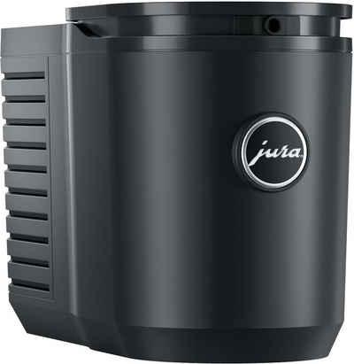 JURA Milchbehälter 24161 Cool Control, Zubehör für Alle JURA-Vollautomaten, 0,6 Liter