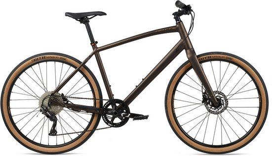 Whyte Bikes Urbanbike, 10 Gang Deore Schaltwerk, Kettenschaltung