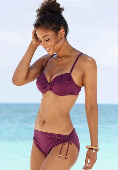 LASCANA Bikini-Hose »Italy«, mit höherer Seitennaht