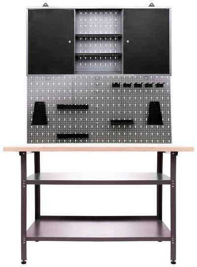ONDIS24 Werkstatt-Set »Basic«, (Set), 120 cm