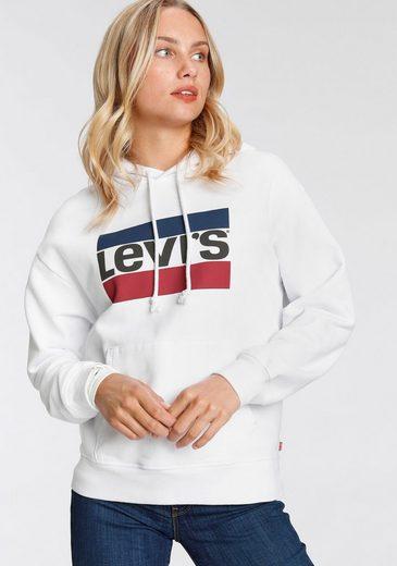 Levi's® Hoodie »GRAPHIC STANDARD HOODIE« mit Sports-Logo