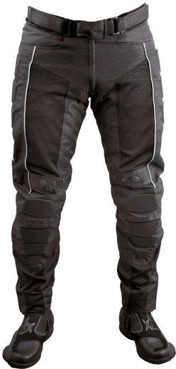 roleff Motorradhose »Racewear Mesh« Mit herausnehmbaren Protektoren am Knie