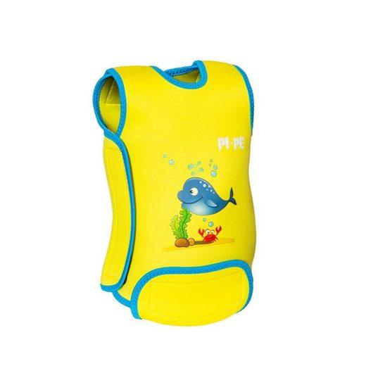 PI-PE Badekappe »PI-PE Baby Warmer Neopren Schwimmanzug Pure«